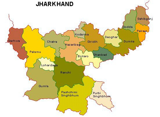 History of Jharkhand in Hindi gk - झारखण्ड का इतिहास jharkhand information