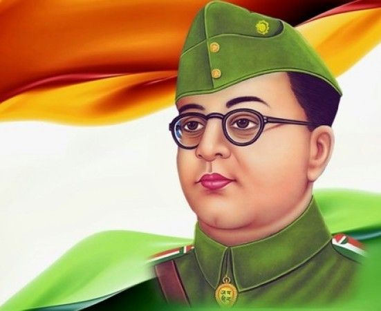 Poem on Subhash Chandra Bose in Hindi - सुभाषचंद्र बोस पर हिंदी कविता