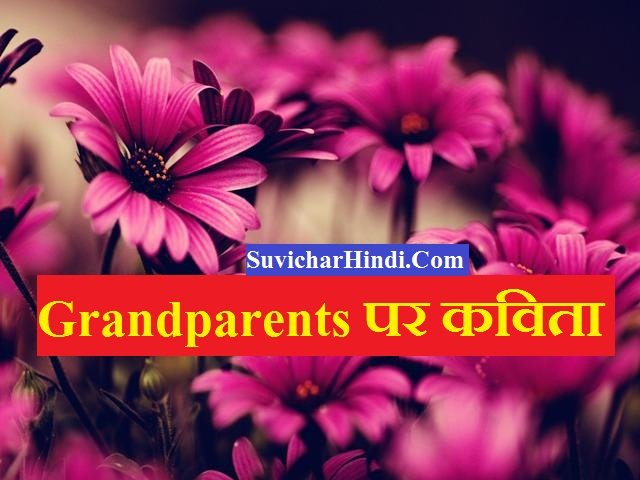 Poem On Grandparents in Hindi Poem On Nanaji in Hindi