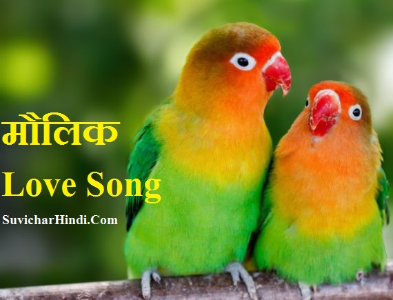 Love Song Lyrics in Hindi प्रेम पर Lovely गीत