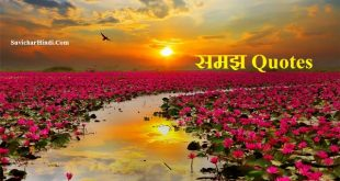 समझ कोट्स - Understanding Quotes in Hindi Status Shayari