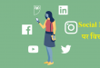 Social Media पर विचार - Social Media Quotes in Hindi Slogan Status Shayari